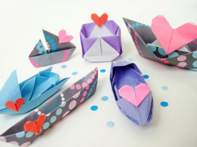 Origami Boat vol.I