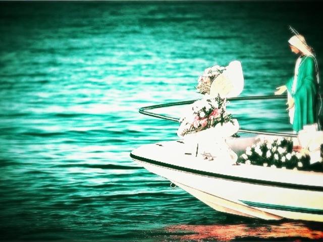 Religion Boat