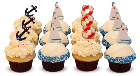 themed-cupcakes-nautical