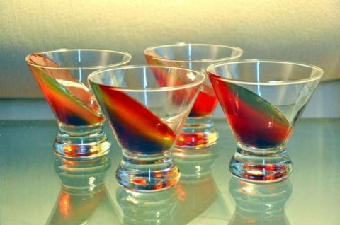 martini-glass-jello-shots