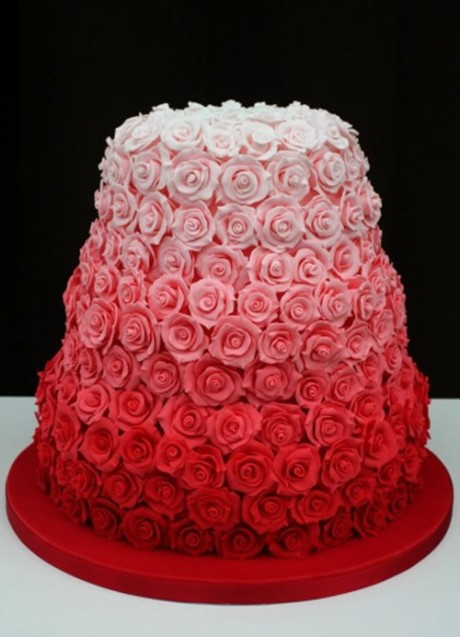 Rose-Wedding-Cake