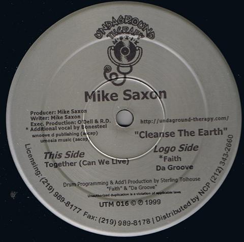 Mike Saxon