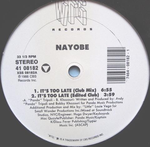 Nayobe