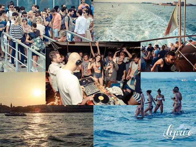Cipria Boat@Venezia More Festival| 06.06.15