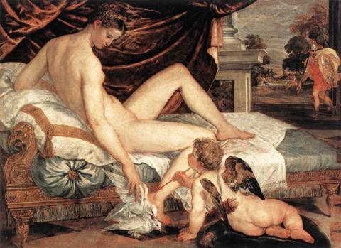 Lambert_Sustris_-_Venus_and_Cupid_-_WGA21981