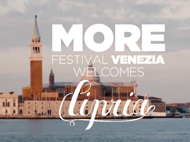 Cipria Boat Party@Venezia More Festival