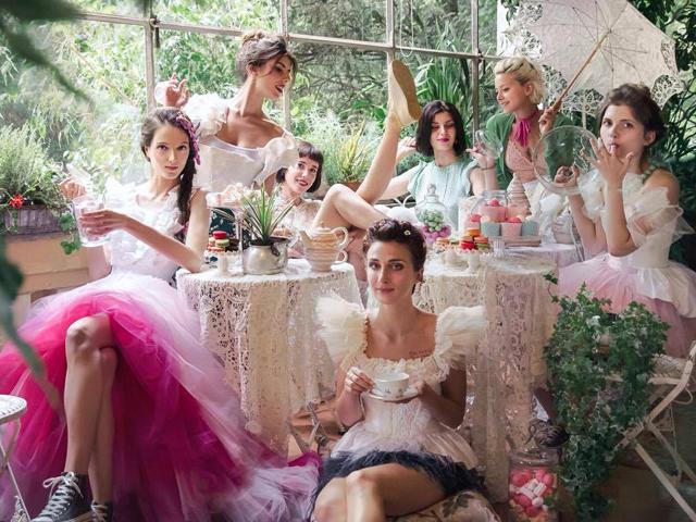 Cipria Marie Antoinette| Vol.2@Aperitivo Al Verde