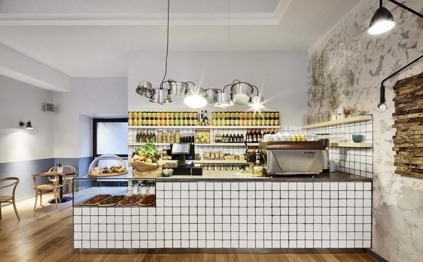 Banco caffetteria