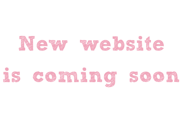 New Website is coming soon
