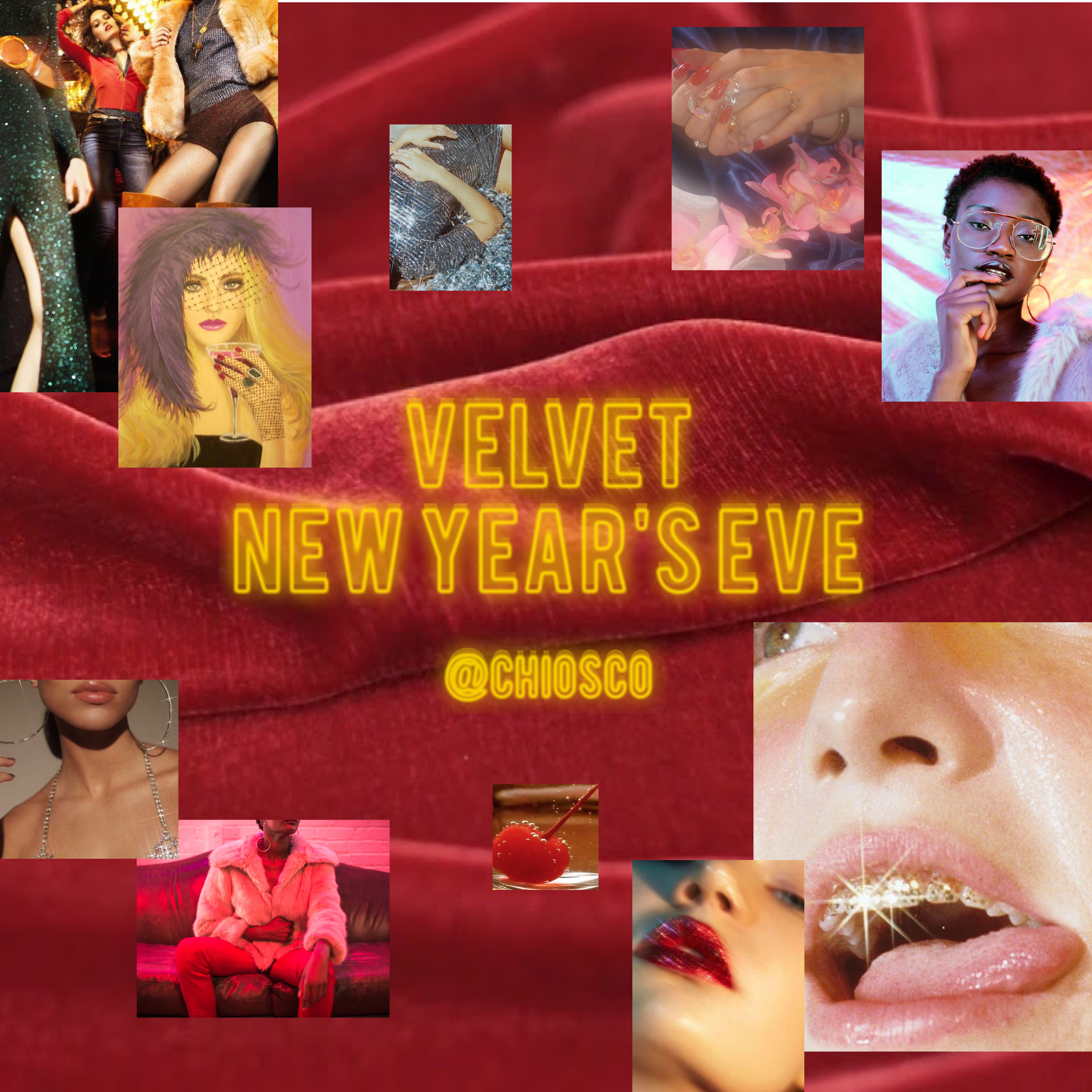 Velvet ✦ New Year's Eve