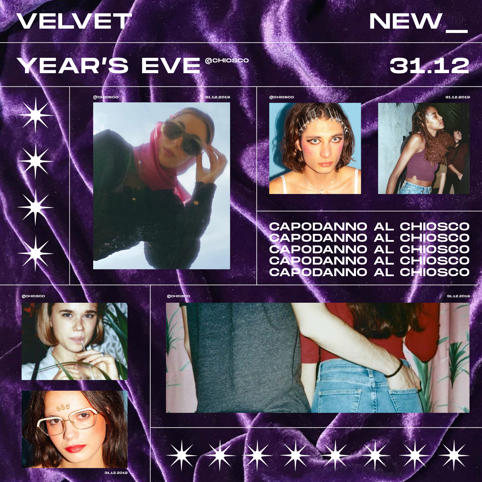 Velvet ✦ New Year's Eve@Il Chiosco